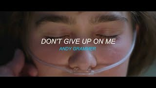 Gambar cover Dont Give Up On Me Andy Grammer Sub Español