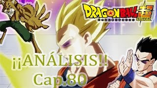¡¡ANÁLISIS!! -Dragon Ball SUPER- Cap.80 (Ver online en la descripcion).