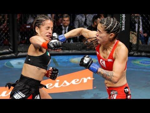 MMA | Combate Reinas | Paulina Granados vs Gloria Bravo