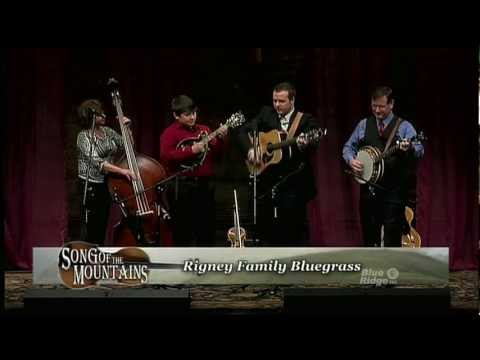 The Rigney Family - Bluegrass Breakdown