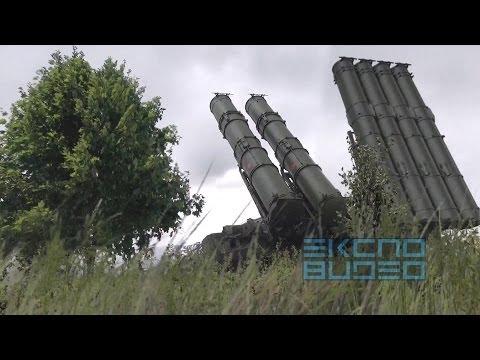 Almaz Antey - S-300VM (Antey 2500) Air Defense Missile System Combat Simulation [1080p]