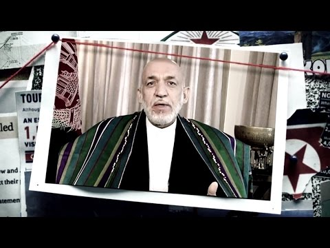 """ISIS expansion in Afghanistan can only be foreign-backed"": Ex-President Karzai"