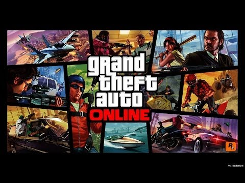 GTA 5 Online Прохождение...