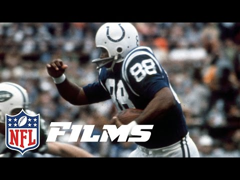 #2 John Mackey | Top 10 Tight Ends of All Time | NFL Films