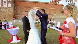 Тамада Ведущая Наталья Солигорск Свадьба Выездная церемония бракосочетания Мирский замок