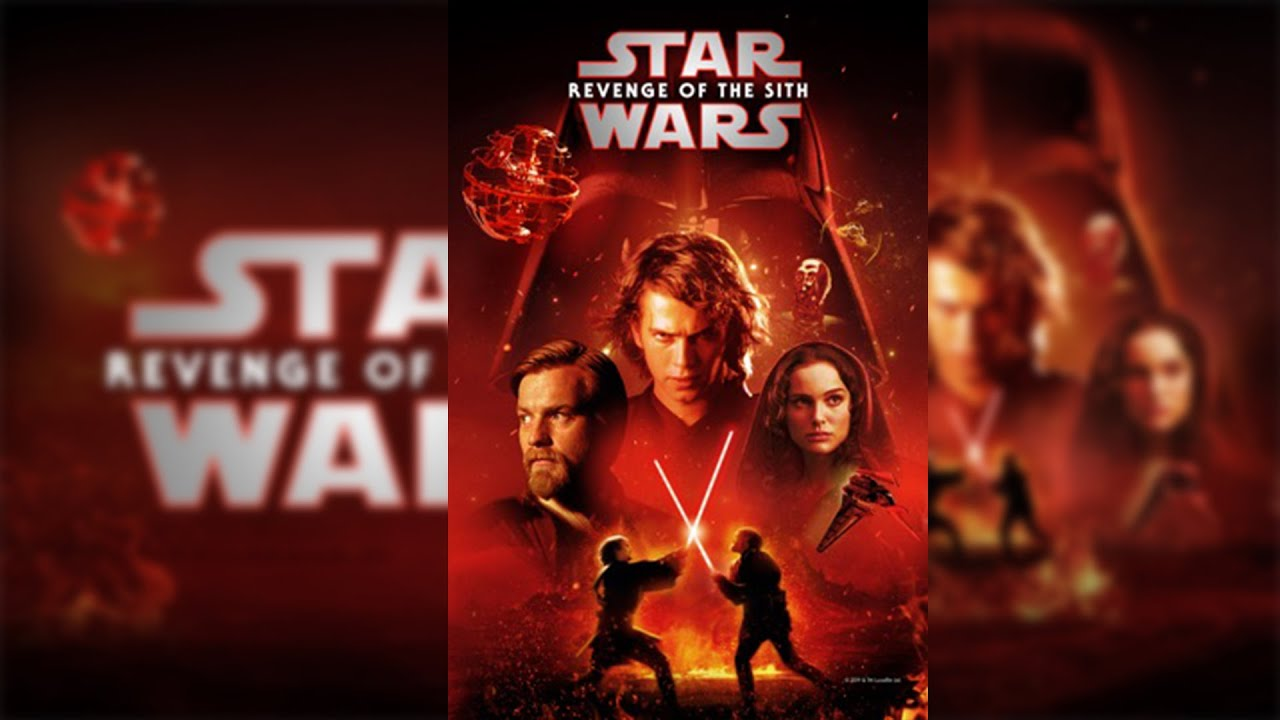 A Star Wars Revenge Of The Sith Movie Review Youtube