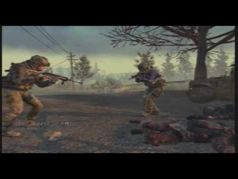 Zombie Apocalypse (MW2 Machinima)