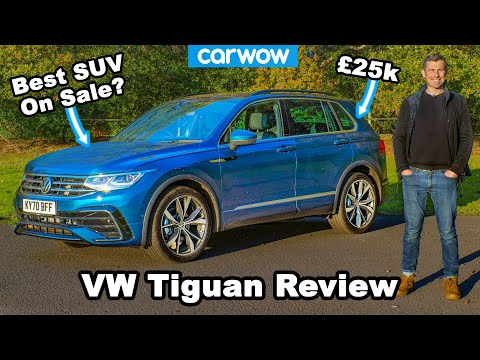 Volkswagen Tiguan review – the best car you can buy for less than £25k?