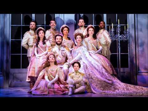 Anastasia The Musical og bway cast LINK IN THE DESCRIPTION