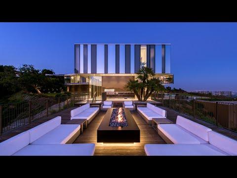$56,000,000 Bel Air Architectural Estate 11490 Orum Road, Bel-Air California
