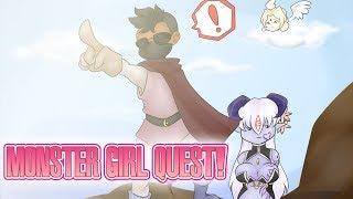 GO AWAY AMIRA!!! Monster Girl Quest pt 10