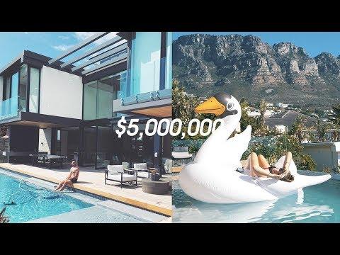 INSANE $5,000,000 VILLA IN CAPE TOWN?!