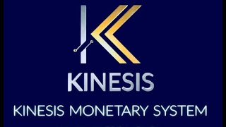 The #Kinesis money platform