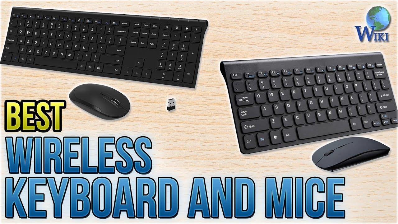 1f9654c930f 10 Best Wireless Keyboard And Mice 2018 - YouTube