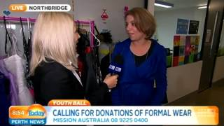 Mission Australia Youth Ball 2014 Part 2 | Today Perth News