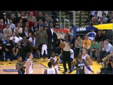 Dwight Howard 45pts-23reb vs Warrios (01.12.2012)- First 40-20 Game + New NBA FT Attempt Record!