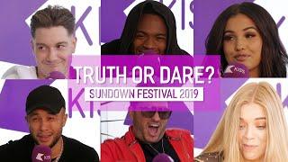 TRUTH OR DARE? Sundown Festival 2019 best bits!