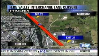 construction causes delays on i 5