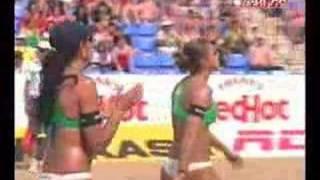 Part 7 Swatch FIVB 2006 Canada - Leila/Ana Paula