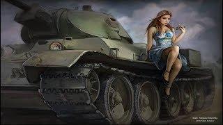 ПРИГОВОР СССР: 100 000 Т-34 не СПАСЛИ БЫ РККА от РАЗГРОМА в 1941г.  Сообщение №44. О танках.