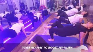 INFERTILITY AND PREGNANCY YOGA BY INDU JAIN INFERTILITY K LIYE YOG