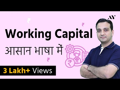 Working Capital - Explained In Hindi