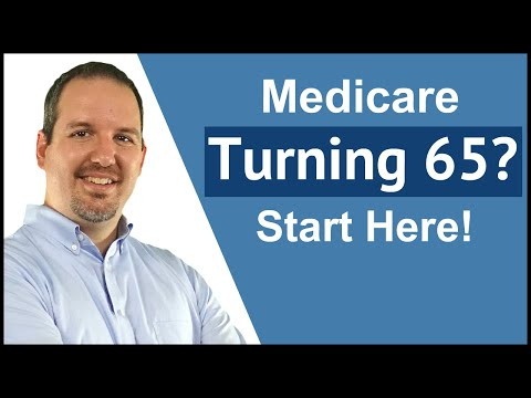 Turning Medicare How To Enroll