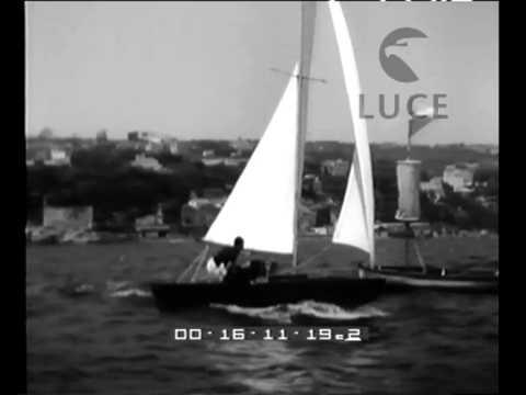 Le gare di vele della Reale Yacht Club Italiano