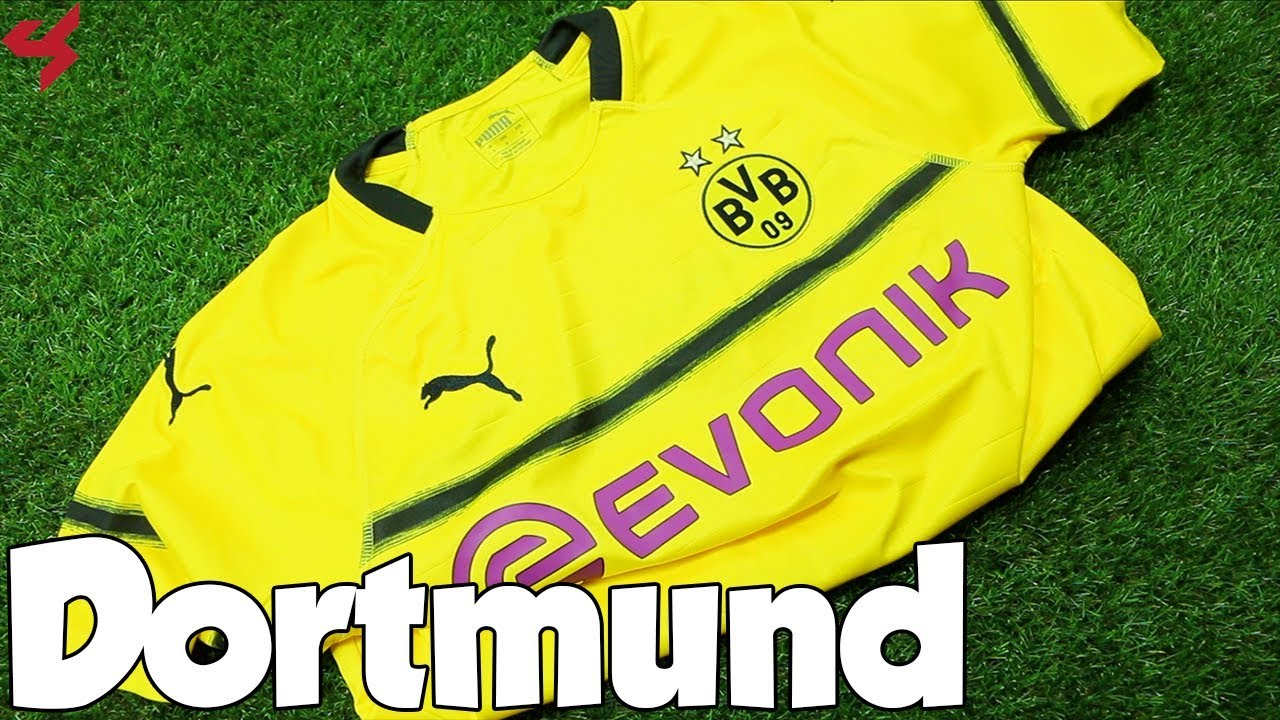 Puma Borussia Dortmund 2018 19 Cup Jersey Unboxing Review Youtube