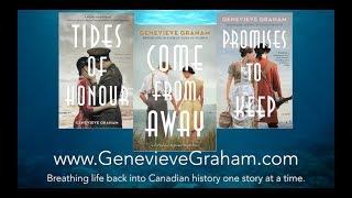 Genevieve Graham ... what I write