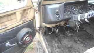 Луаз с двигателем ваз и рулевая рейка с toyota hiace(, 2015-09-21T16:46:01.000Z)