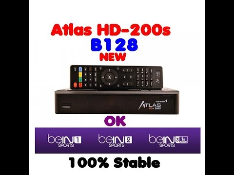 b128 atlas hd 200s