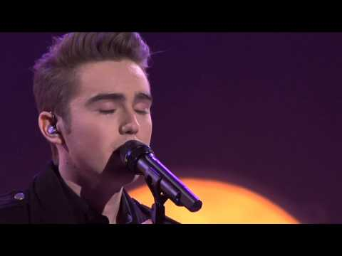 Harrison Craig Sings Can't Help Falling In Love: The Voice Australia Season 2