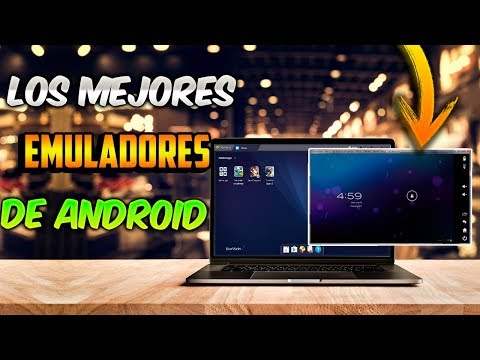 10 Mejores Emuladores De Android Para PC 2019 /  Links De DESCARGA⚡