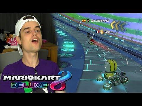 LINKTIJGER'S VOGEL IS NEER! - Mario Kart 8 Deluxe