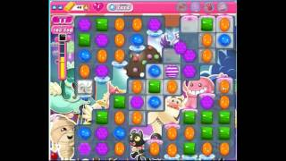 Candy Crush Saga Level 1414 No Boosters