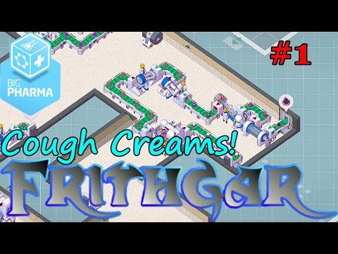 Let's Play Big Pharma #1: Cough Creams!