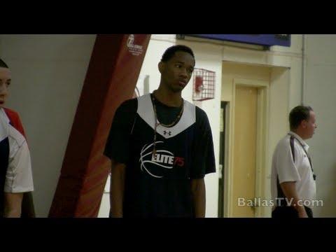Luis Montero Dominican Republics #1 Basketball Prospect -6'7 Point Guard