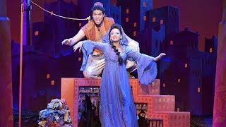 Go Behind the Scenes with Disney's Aladdin