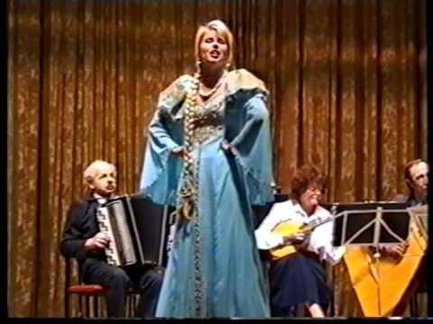 """Harmonia"". Raznye liki Rossii. Russian music and poetry. Part 1 - ""The Russian Show"""