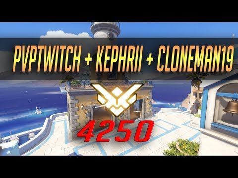 [PVPTWITCH - 4250sr] It's all about finding the right comp Ft. KEPHRII & CLONEMAN19