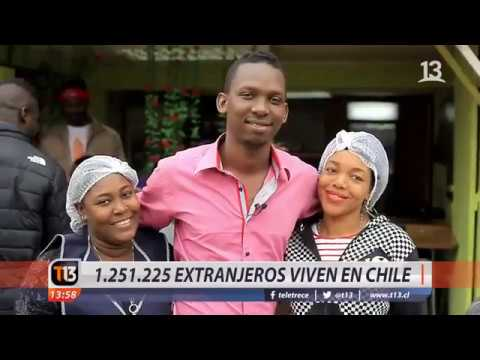 Venezolanos son ya la mayor colonia de extranjeros en Chile