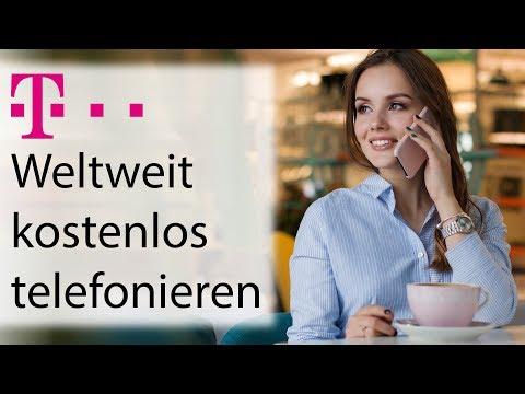 ☎ [Trick] Mit Festnetzvertrag weltweit kostenlos ins deutsche Festnetz