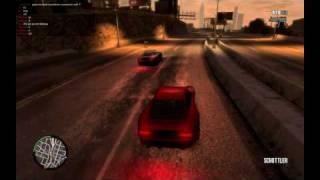 Orange vehicle sync test