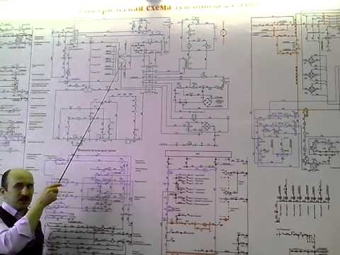 тепловоз 2тэ10 электр схема1 3