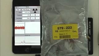 Mint-case Geiger Counter / Mantle For Gas-lantern