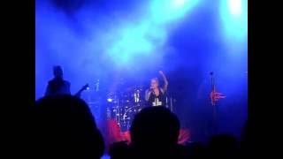 �������� ���� Наргиз - Танцы на битых стеклах (Феодосия) / Nargiz in Feodosiya, Crimea (1st part) ������