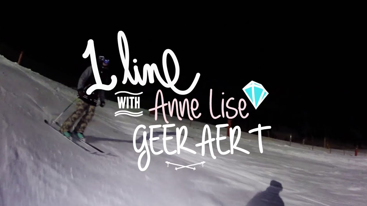 ONE LINE with ANNE LISE GERRAERT