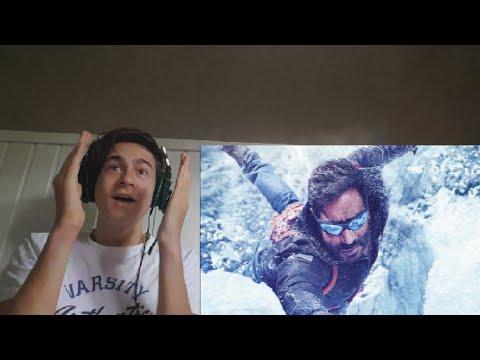 Shivaay Trailer Official | Ajay Devgn |...
