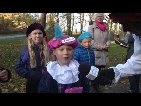 Intocht Sinterklaas in Heemskerk 2017